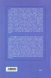 Les representations du sud. du factuel au fictif - 4ème de couverture - Format classique
