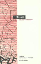 Tolorosa - Couverture - Format classique