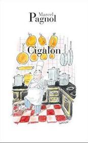Cigalon - Couverture - Format classique
