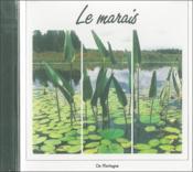 Cd le marais - Couverture - Format classique