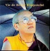 Vie De Bokar Rimpotche - Couverture - Format classique