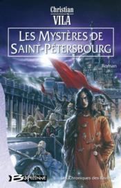 Les mystères de Saint-Pétersbourg - Couverture - Format classique