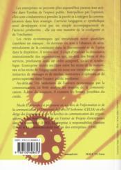 Les promesses de la communication (2e édition) - 4ème de couverture - Format classique