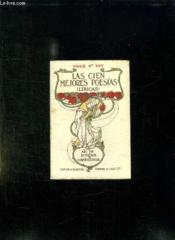 Las Cien Mejores Poesias De La Lengua Castellana. Texte En Espagnol. - Couverture - Format classique
