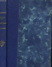 Werther. Preface De Sainte-Beuve. - Couverture - Format classique