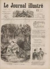 Journal Illustre (Le) N°25 du 21/06/1874 - Couverture - Format classique