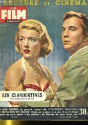 Lecture Et Cinema - Film Complet N° 523 - Les Clandestines - Couverture - Format classique