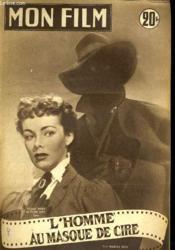 Mon Film N° 366 - L'Homme Au Masque De Cire - Couverture - Format classique