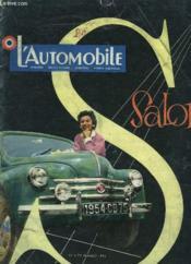 L'Automobile N°90 - Couverture - Format classique