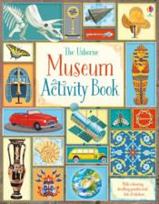Vente livre :  Museum activity book  - Various - Collectif