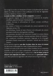 Introduction A L'Histoire Et A La Philosophie Des Sciences - 4ème de couverture - Format classique