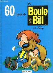 Boule et Bill t.2 ; 60 gags - Couverture - Format classique
