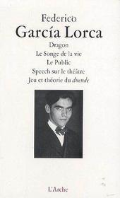 Dragon et autres textes - Intérieur - Format classique