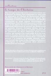 Le Pouvoir Au Moyen Age - 4ème de couverture - Format classique
