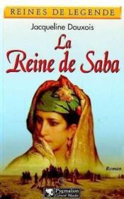 La Reine De Saba - Couverture - Format classique