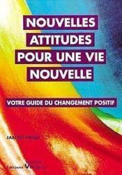 Nouvelles Attitudes Pour Vie - Couverture - Format classique