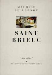 Saint Brieuc - Couverture - Format classique