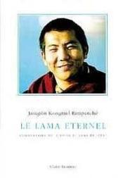 Lama Eternel - Couverture - Format classique