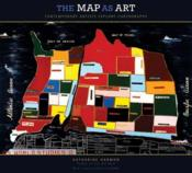 Vente livre :  The map as art  - Katherine Harmon