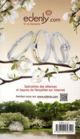 GUIDE PETIT FUTE ; THEMATIQUES ; guide du mariage (édition 2013) - 4ème de couverture - Format classique