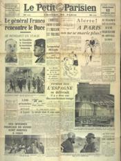 Petit Parisien Edition De Paris (Le) du 12/02/1941 - Couverture - Format classique