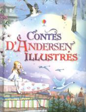 Contes d'Andersen illustrés - Couverture - Format classique