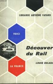 Decouverte Du Rail. - Couverture - Format classique