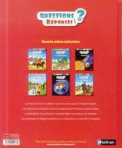 Au temps des dinosaures - 4ème de couverture - Format classique