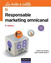 La Boite A Outils ; Du Responsable Marketing (3e édition) - Couverture - Format classique