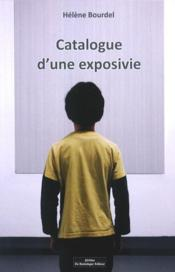Vente  Catalogue d'une exposivie  - Helene Bourdel