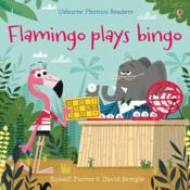 Vente livre :  Flamingo plays bingo  - David Semple - Lesley Sims