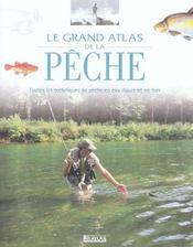 Le Grand Atlas De La Peche - Intérieur - Format classique