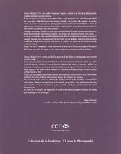 Franck Christen - 4ème de couverture - Format classique