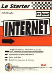 Le Starter Internet - Couverture - Format classique