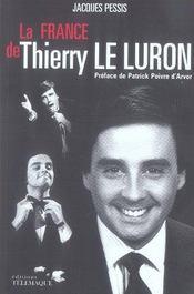 La france de thierry le luron - Intérieur - Format classique