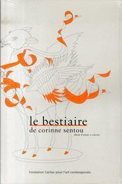 Le bestiaire de corinne santou à colorier - Intérieur - Format classique