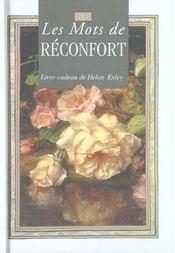 Paroles de reconfort - Intérieur - Format classique