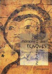 La Memoire Des Femmes - Intérieur - Format classique