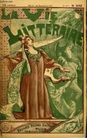 La Mort De Faustou. La Vie Litteraire. - Couverture - Format classique