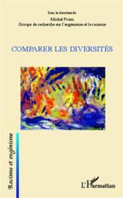 Comparer les diversités ; groupes de recherche sur l'eugénisme et le racisme - Couverture - Format classique