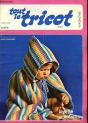 Tout Le Tricot - N°124 - Layettes Et Enfants - Couverture - Format classique