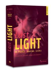 Vente  Night owl t.2 ; last light  - M. Pierce