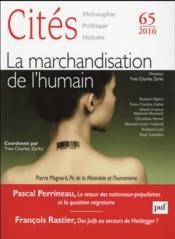 Revue Cites N.65 - Couverture - Format classique