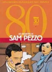 Sam Pezzo ; intégrale t.1 à t.4 - Couverture - Format classique
