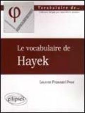 Hayek - Intérieur - Format classique
