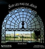 Sur les pas de Jésus - Couverture - Format classique