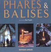 Phares et balises ; les chemins de la mer en cotes-d'armor - Intérieur - Format classique