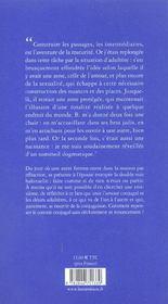 Amour Conjugue - 4ème de couverture - Format classique