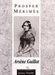 Arsene Guillot - Couverture - Format classique