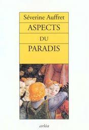 Aspects Du Paradis - Intérieur - Format classique